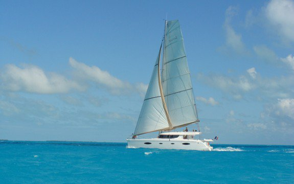 Explore Thailand onboard Fountaine Pajot Salina 48 Evolution