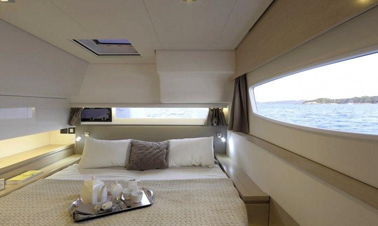 Discover Split region surroundings on this Fountaine Pajot Saba 50 Fountaine Pajot boat
