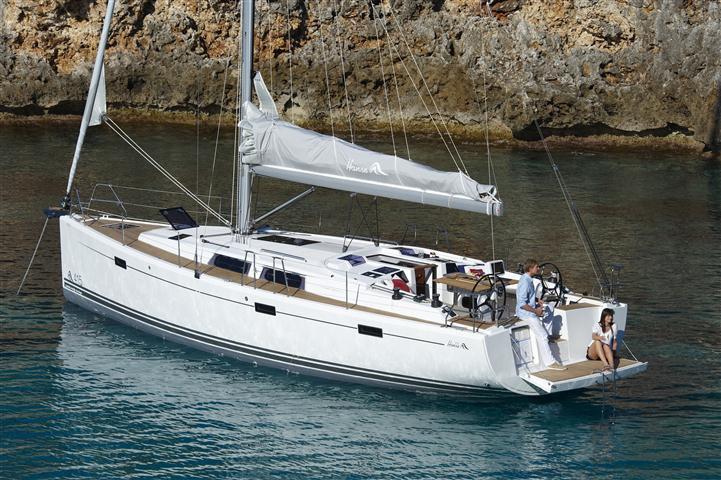 40.0 feet Hanse Yachts in great shape