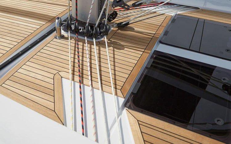 Hanse Yachts boat for rent in Zadar region