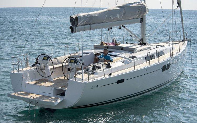Hanse Yachts's 50.0 feet in Šibenik region