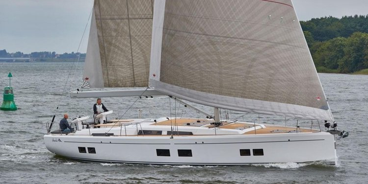 This 53.0' Hanse Yachts cand take up to 11 passengers around Split region