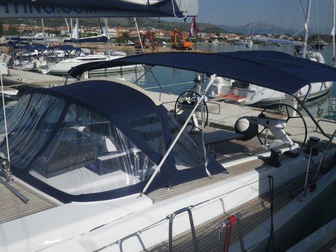 Hanse Yachts's 56.0 feet in Gocek
