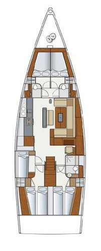 Hanse Yachts's 56.0 feet in Istra