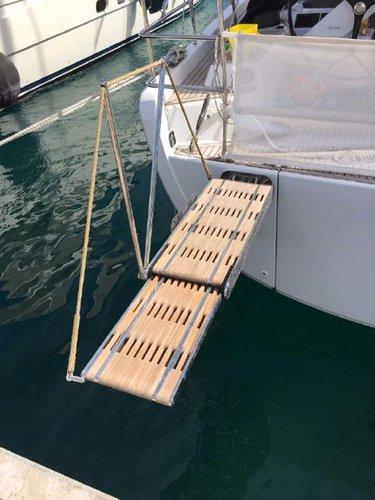 Boat for rent Hanse Yachts 56.0 feet in Marina Frapa, Rogoznica,