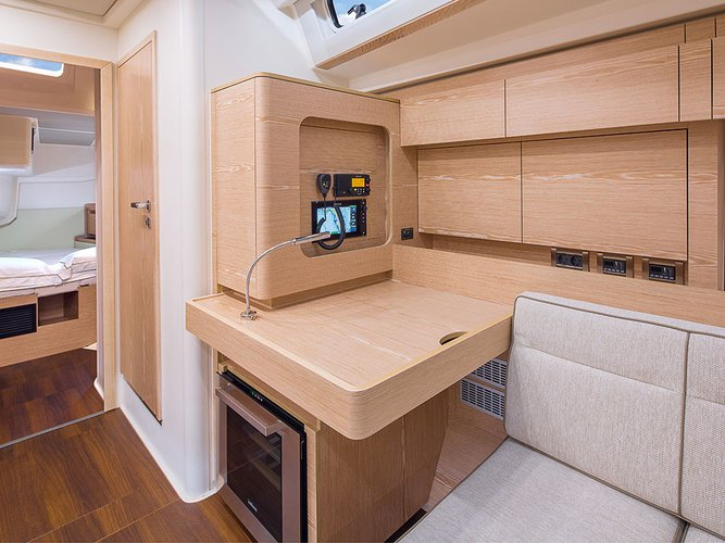 Boat for rent Hanse Yachts 56.0 feet in Marina Kastela,