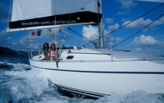 Harmony's 38.28 feet in La Marina