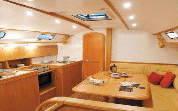 Boat for rent Harmony 38.28 feet in La Marina, Guadeloupe
