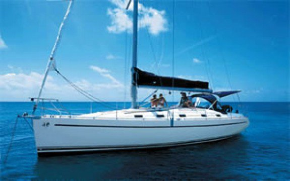 Have fun in Guadeloupe onboard 42' Harmony