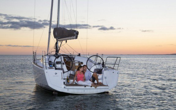 Discover Palma, Illes Balears surroundings on this Sun Odyssey 349 Jeanneau boat