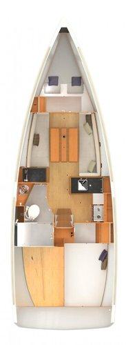 Boat for rent Jeanneau 33.0 feet in Marina Kremik, Primosten, Croatia