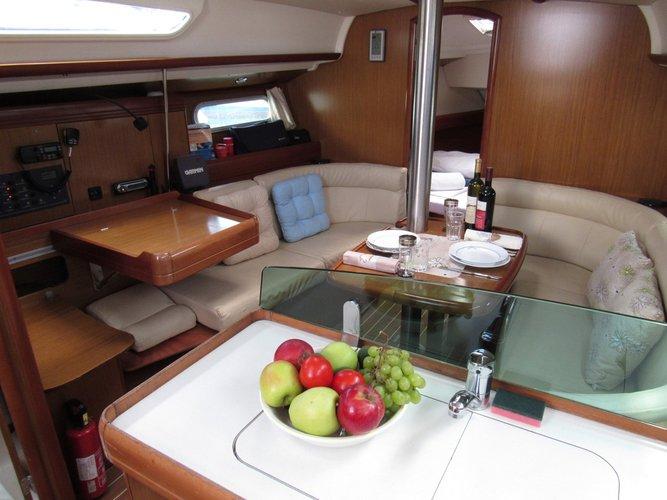 Boat for rent Jeanneau 35.0 feet in ACI Marina Pula,
