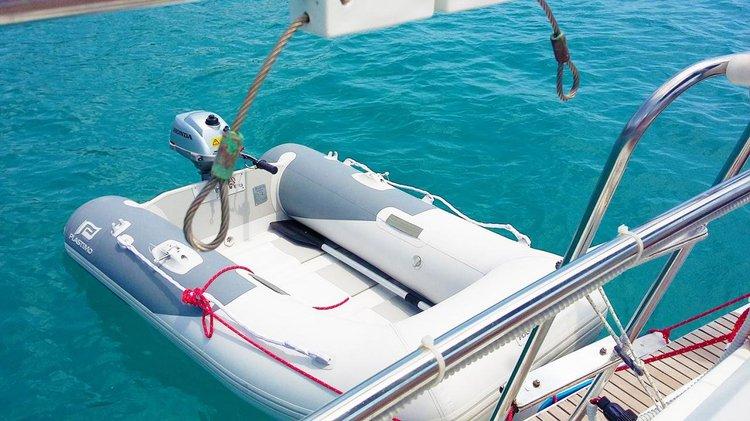 Jeanneau's 38.0 feet in Ionian Islands