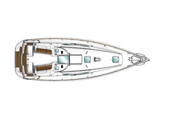 38.0 feet Jeanneau in great shape