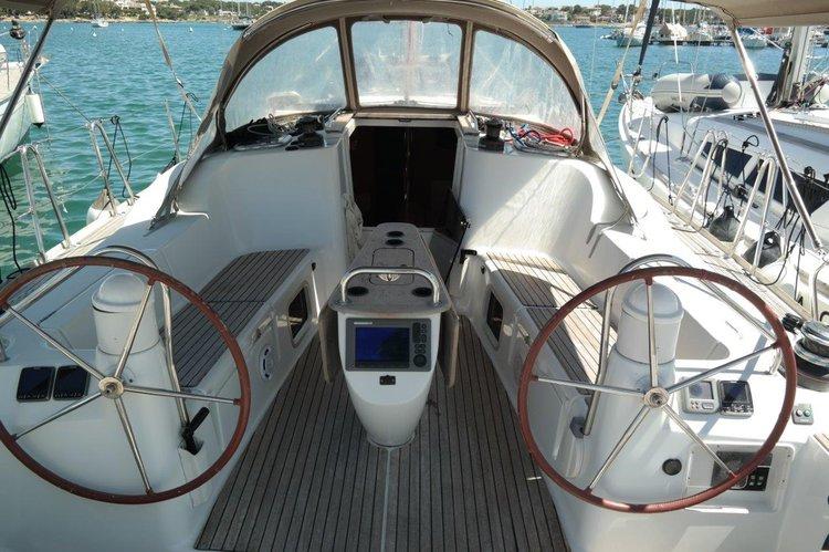 Jeanneau's 42.0 feet in Balearic Islands