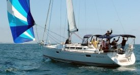 Explore Marina Del Rey onboard this luxurious sloop