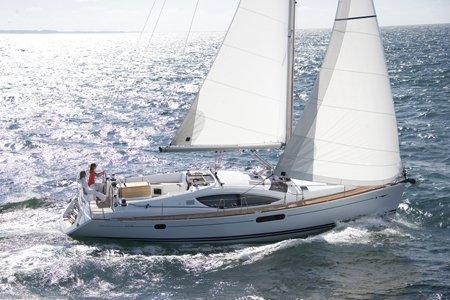 Jeanneau's 45.0 feet in Aegean