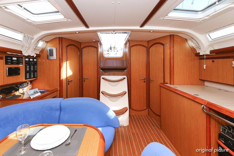 Boat for rent Jeanneau 45.0 feet in Marina Tehnomont Veruda, Pula,