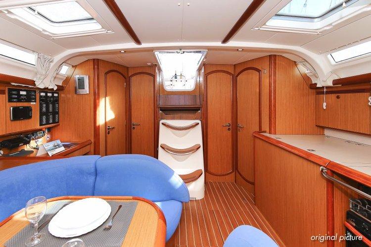 Boat for rent Jeanneau 45.0 feet in Marina Tehnomont Veruda, Pula, Croatia