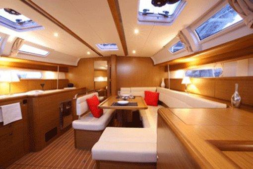 Boat for rent Jeanneau 45.0 feet in Athens, Marina Alimos (Kalamaki),