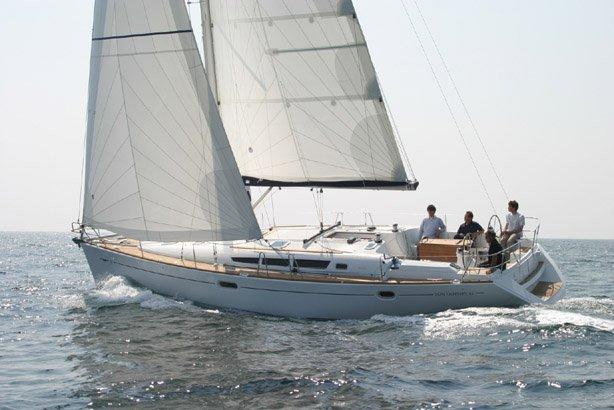 Charter this amazing Jeanneau Sun Odyssey 45 in Šibenik region
