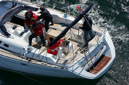 Boat for rent Jeanneau 45.0 feet in Marina Betina, Murter,