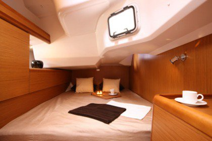 Discover Sicily surroundings on this Sun Odyssey 44i Jeanneau boat