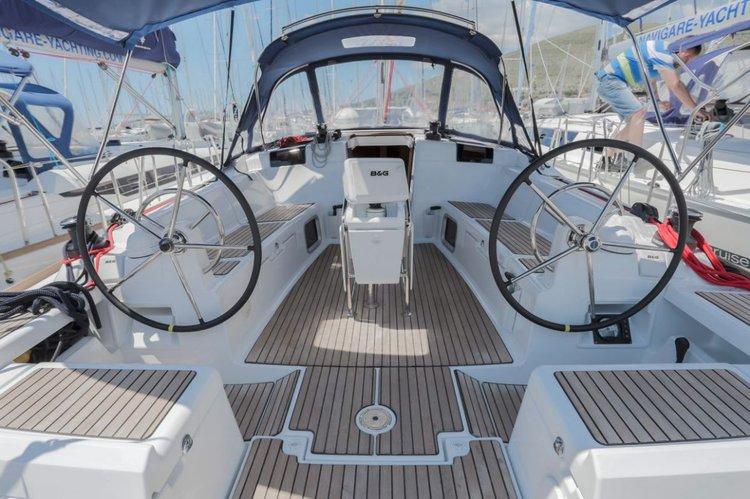 Boat for rent Jeanneau 45.0 feet in Yachtclub Seget (Marina Baotić), Seget Donji, Croatia