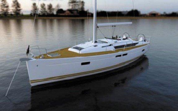 Impress your friends & family onboard Jeanneau Sun Odyssey 469
