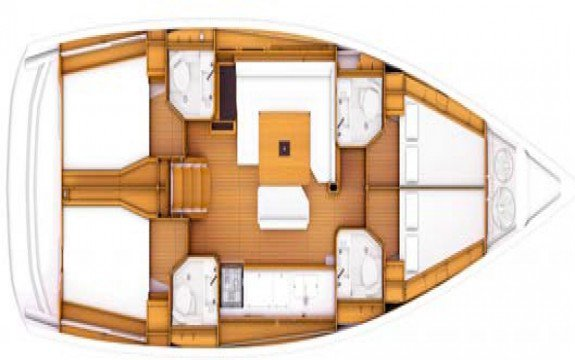 Jeanneau boat for rent in Saint-Mandrier-sur-Mer