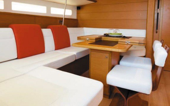 Boat for rent Jeanneau 46.9 feet in Port Pin Rolland, France