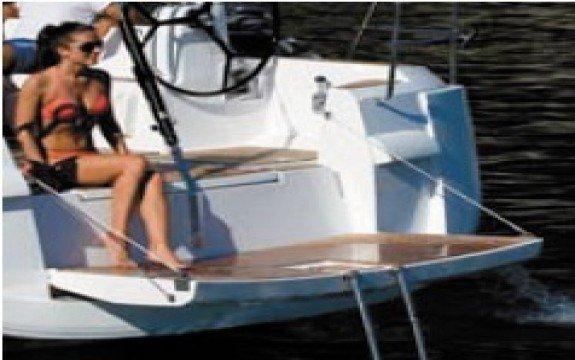 Jeanneau's 46.9 feet in Saint-Mandrier-sur-Mer