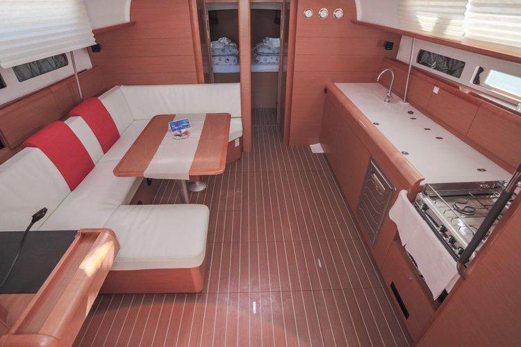 Boat for rent Jeanneau 46.0 feet in Yachtclub Seget (Marina Baotić), Seget Donji,