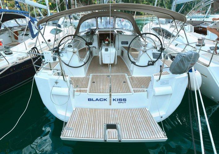 Boat for rent Jeanneau 47.0 feet in ACI Marina Dubrovnik (Komolac) ,