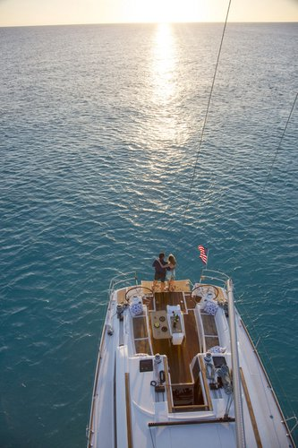 Discover Split region surroundings on this Sun Odyssey 479 Jeanneau boat