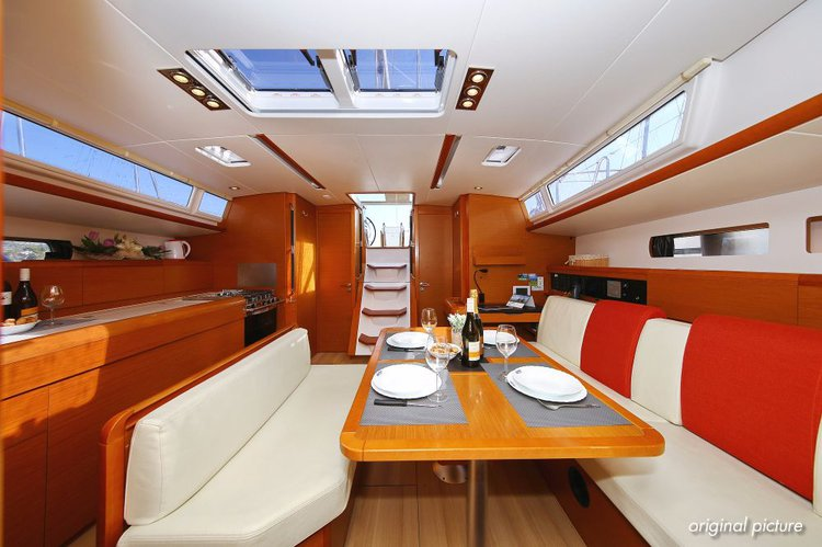 Jeanneau boat for rent in Split region