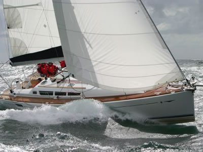 Sail the waters of Campania on this comfortable Jeanneau