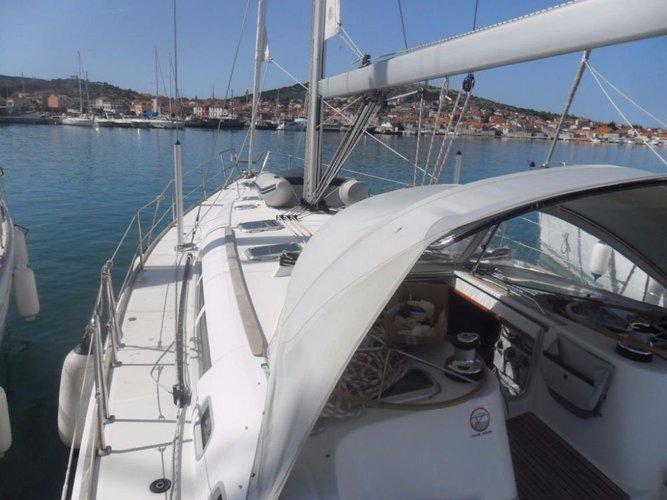 Jeanneau's 49.0 feet in Šibenik region