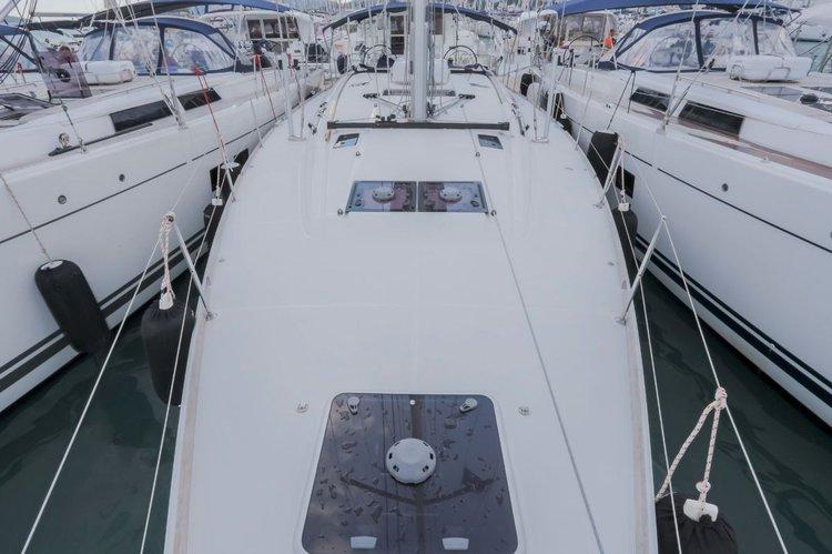 Boat for rent Jeanneau 49.0 feet in Yachtclub Seget (Marina Baotić), Seget Donji,