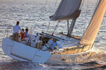 Jeanneau's 50.5 feet in Le Marin