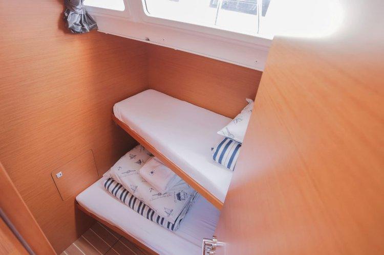 Boat for rent Jeanneau 51.0 feet in Yachtclub Seget (Marina Baotić), Seget Donji,
