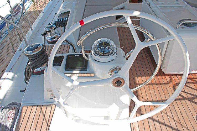 Boat for rent Jeanneau 53.0 feet in Cyclades, Greece
