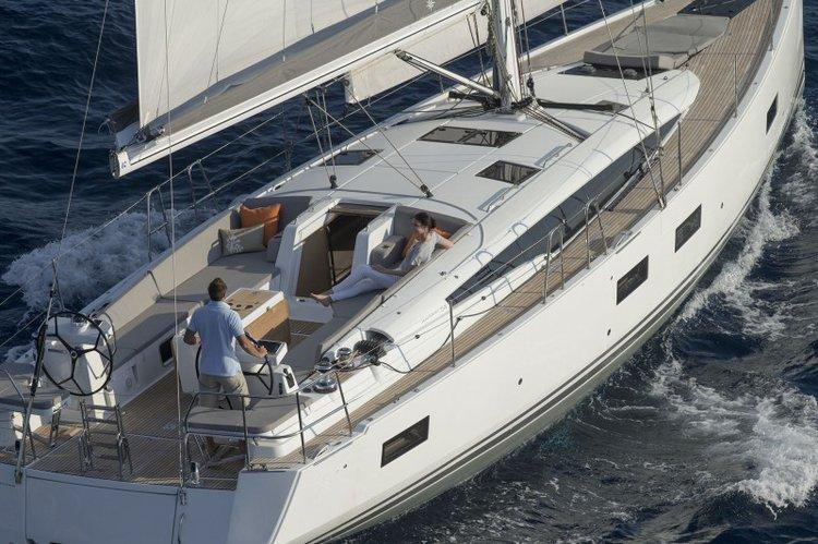 Boat for rent Jeanneau 53.0 feet in Marina Alimos (Kalamaki),