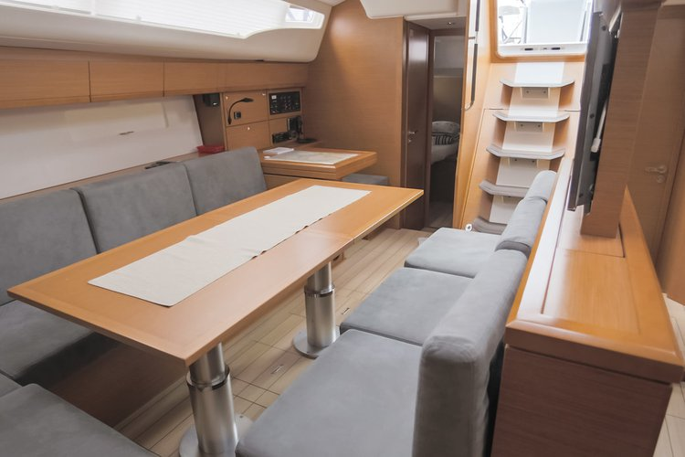 Boat for rent Jeanneau 53.0 feet in Yachtclub Seget (Marina Baotić), Seget Donji, Croatia