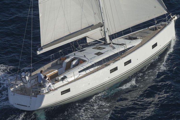 Rent this Jeanneau Jeanneau 54 for a true nautical adventure