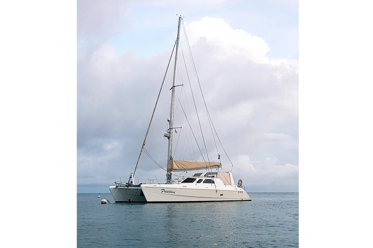 Boat for rent Knysna 44.0 feet in Grenada Yacht Club, Grenada