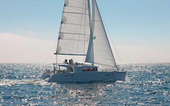Cruise Grenada onboard thisluxurious catamaran
