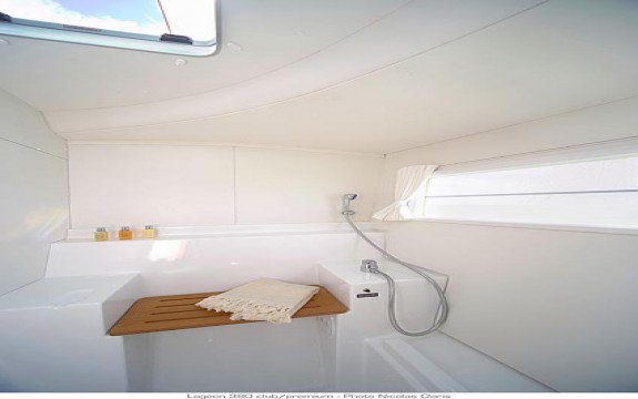 Boat for rent Lagoon 37.89 feet in Blue Lagoon, St. Vincent & Grenadines