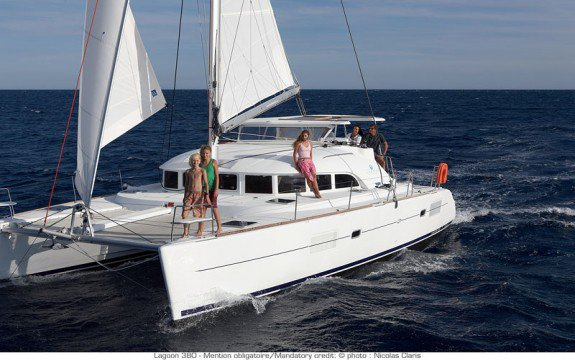 Boat for rent Lagoon 38.0 feet in St. George'S,