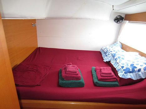 Boat for rent Lagoon 40.0 feet in True Blue,